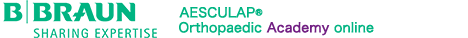 AESCULAP® Orthopaedic Academy online